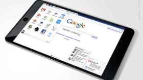 Google y su tablet con Android.