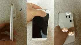 Así es el Samsung Galaxy S6, filtrado en imágenes reales