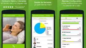 Consumo de Datos y Llamadas, la app para controlar tu tarifa móvil