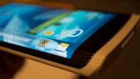 Samsung prepara un smartphone con pantalla convexa para el 2014