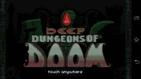 Deep Dungeons of Doom nos mete en oscuras mazmorras como buenos aventureros que somos