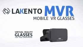 Lakento MVR, las gafas de realidad virtual españolas por 60€