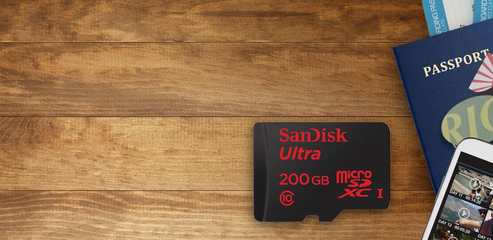 sandisk microsd 2