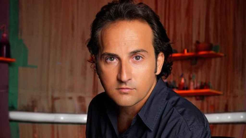 Íker Jiménez, presentador de 'Cuarto milenio'
