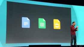 Google Slides llega a Android: las presentaciones se unen a Docs y Sheets