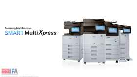 Impresoras multifunción con Android, el último invento de Samsung
