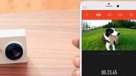 Yi Action Camera: Xiaomi lanza una cámara estilo GoPro por sólo 57€