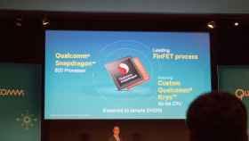 Snapdragon 820, la nueva bestia con ocho núcleos a 64 bits de Qualcomm