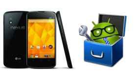 #Comorootear el Nexus 4 (incluido Android 4.4 KitKat)