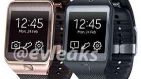 Samsung Galaxy Gear 2 y Galaxy Gear 2 Neo filtrados por Evleaks