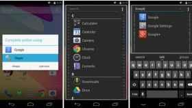 Snype, acceso rápido a aplicaciones, contactos y buscador en cualquier momento