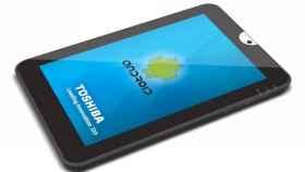 Precios de la tablet Toshiba ANT con Honeycomb