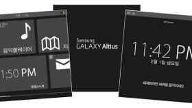 El Smartwatch de Samsung podría haber sido revelado en unas capturas de pantalla