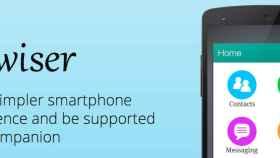 Wiser, un launcher simple y sencillo para tu Android