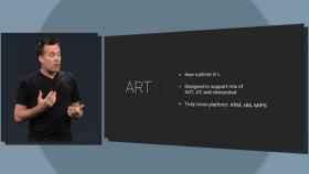 ART será la única máquina virtual de Android L