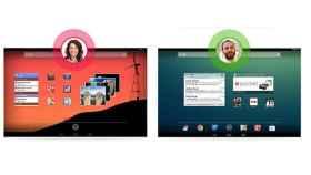Crea y gestiona dos usuarios y perfiles distintos en un mismo Android