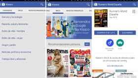 Las Revistas llegan a Google Play España