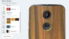 La personalización de Motorola Moto Maker llegaría a todo el mundo a finales de marzo