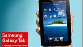 Precios de la Samsung Galaxy Tab con Vodafone