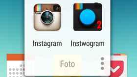 Instwogram, utiliza dos cuentas de Instagram en tu Android