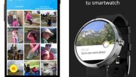 MyRoll, la primera galería de fotos para Android Wear