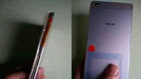 El MWC ha puesto el listón alto: el Huawei P8 con sus 6mm no será de los smartphones más delgados