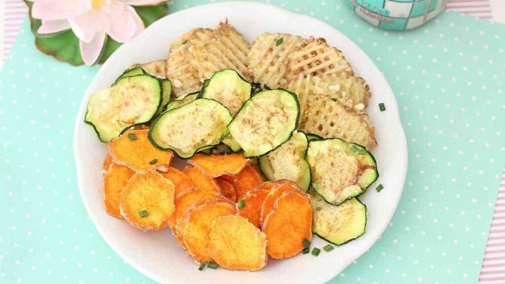 Chips de vegetales