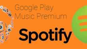 Spotify vs Google Play Music Premium: El servicio