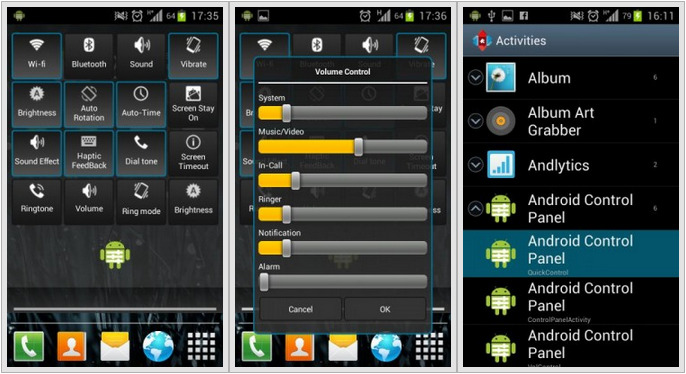 control-panel-for-android