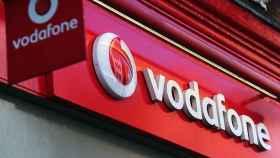 Tienda de Vodafone en una imagen de archivo.