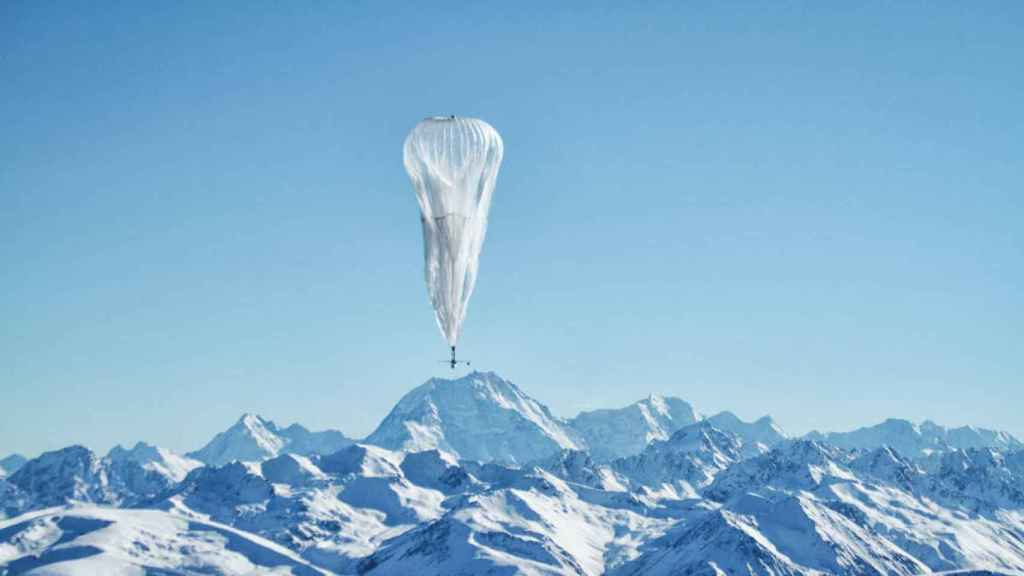 Project Loon.