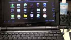 Instala Android 3.2 Honeycomb en un netbook