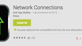Controla el tráfico de Internet que hacen tus aplicaciones con Network Connections