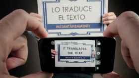 Google compra Word Lens, la app que traduce texto con la cámara, para mejorar Google Translate