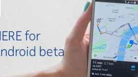 Nokia Here beta ya disponible para todos los Android 4.1 o superior