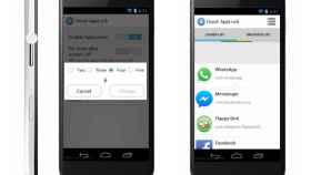 Bloquea el acceso a tus apps privadas con los botones de volumen y Oops! AppLock