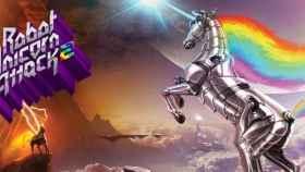 Robot Unicorn Attack 2 vuelve para que nos enfrentemos de nuevo a nuestros sueños