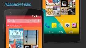 El nuevo diseño de Android KitKat 4.4: Buscando el refinamiento y la funcionalidad