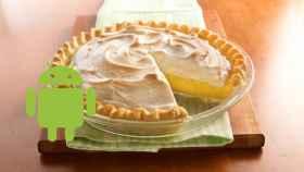Lemon Meringue Pie, ¿el nombre escogido para Android L?