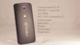 Google Nexus 6, análisis en vídeo