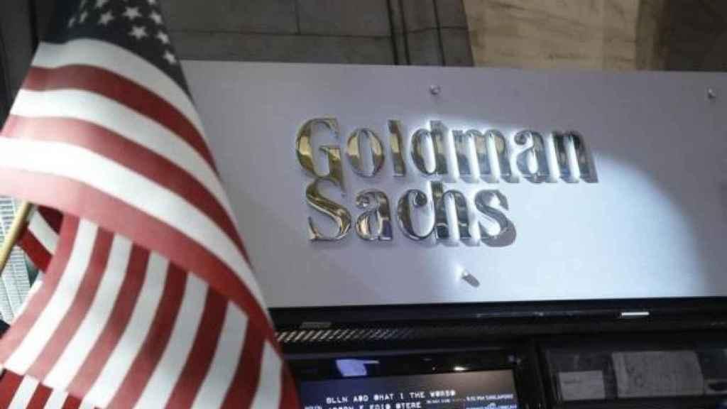 Imagen del logotipo de Goldman Sachs.