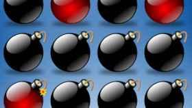 Dactyl, el juego de las bombas!