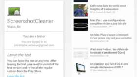 #MiniTruco: Cambia los iconos de la barra de estado en tus capturas de pantalla