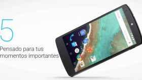 El Nexus 5 deja de venderse en Google Play