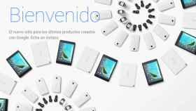 Google Store: la nueva tienda oficial de dispositivos