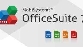 OfficeSuite Professional 7 gratis por un día en Amazon. Una completa herramienta de productividad