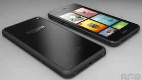 Primera imagen del aspecto final del smartphone de Amazon
