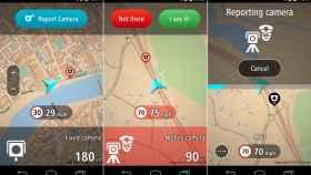 TomTom Speed Cameras, el avisador de radares en Android para evitarte multas innecesarias
