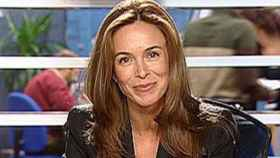 Lydia Bosch interpretaba a la periodista Natalia Nadal en Motivos personales