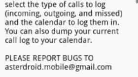 CallTrack – Tu registro de llamadas online